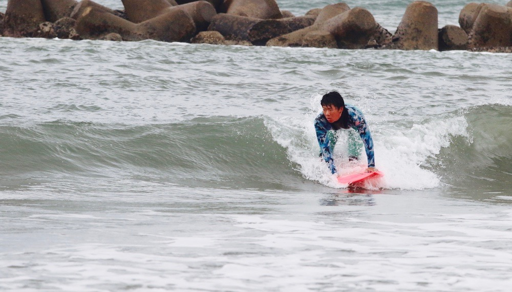 サーフィンのコツ-2