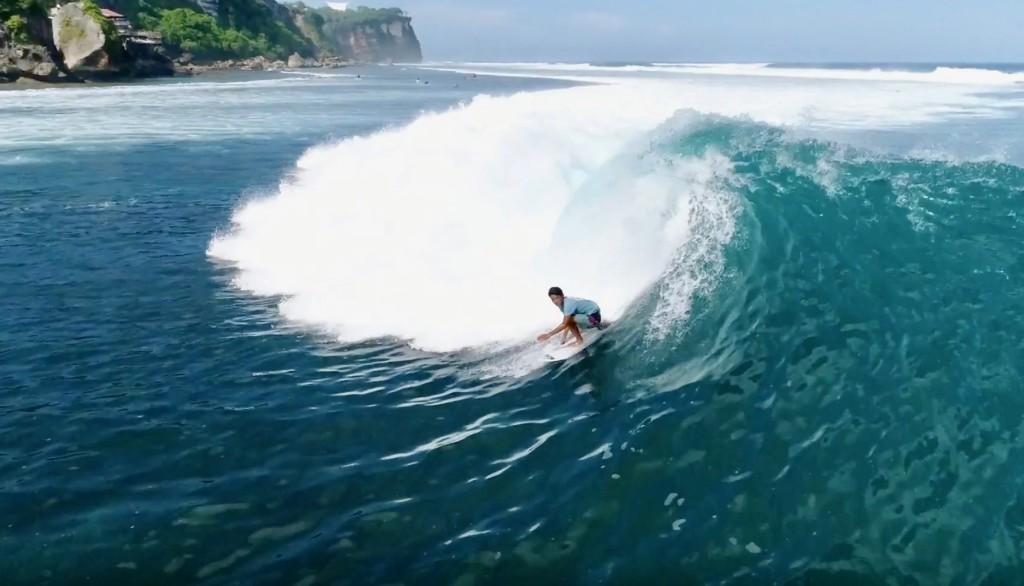 バリ島サーフィン