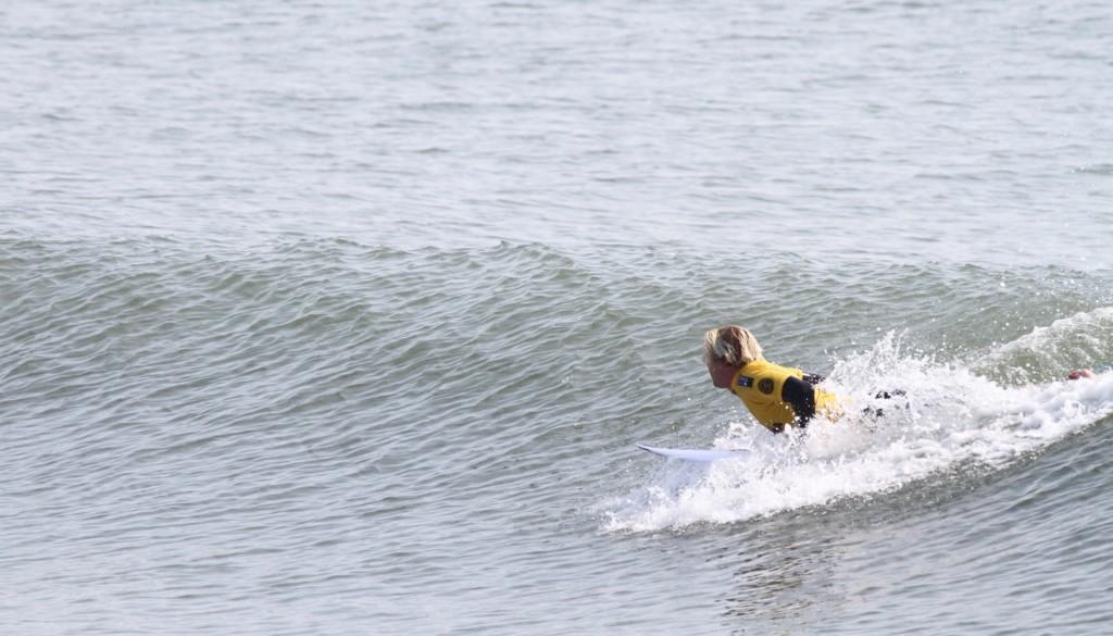 サーフィンテイクオフ方法