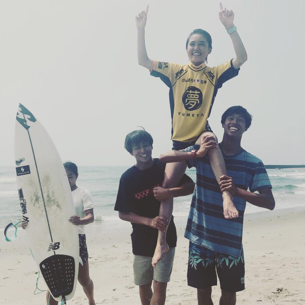 15歳中学3年生の川瀬心那が初優勝!田中英義が6年ぶりの優勝!優勝コメント動画