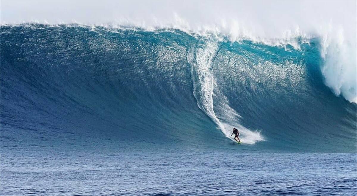 インドネシア波