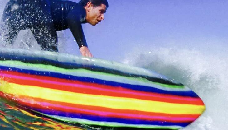 ワン カリフォルニアデイ ジョエルチューダー サーフィン 2