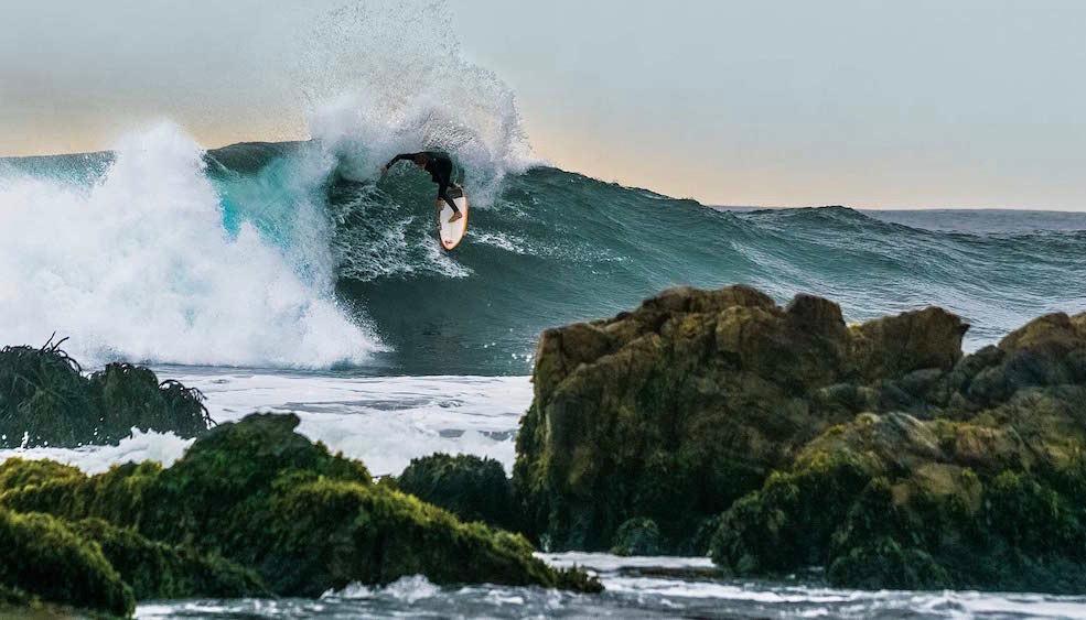 サーフィン パタゴニア ウェットスーツ