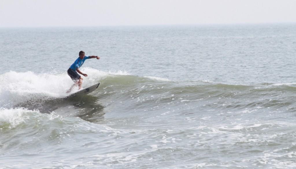 サーフィン ターン7
