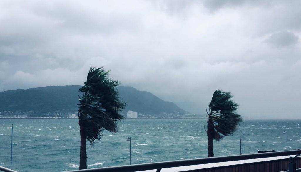 台風前の備えリスト