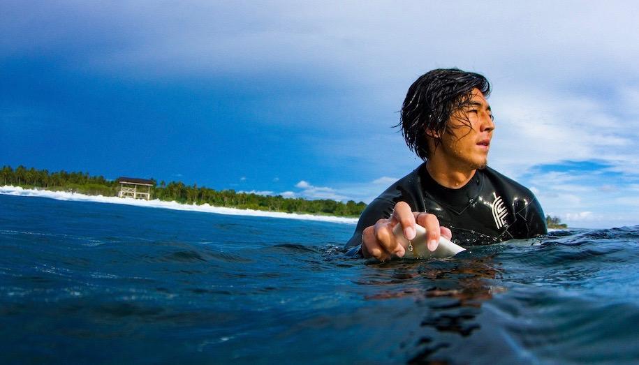 小林直海 サーフィン