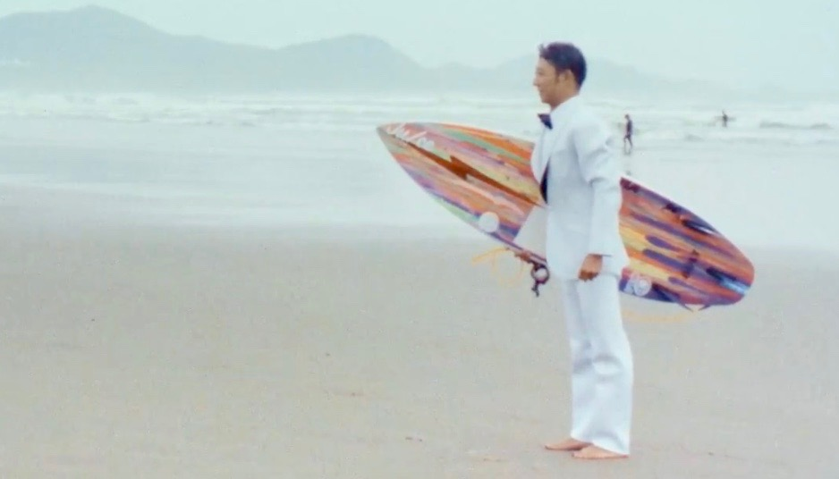 日向 サーフィン