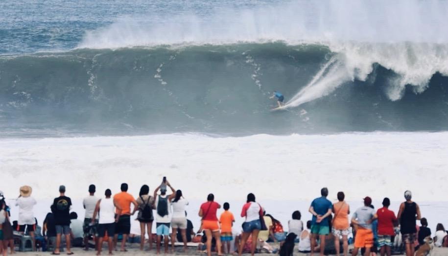 サーフィンオンラインコンテストSurf Web Series ブラジル戦が開催!
