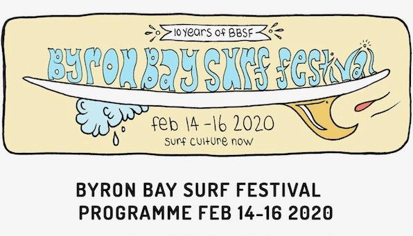 バイロンベイサーフフェスティバル2020