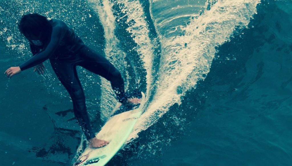 サーフィン カットバック解説9