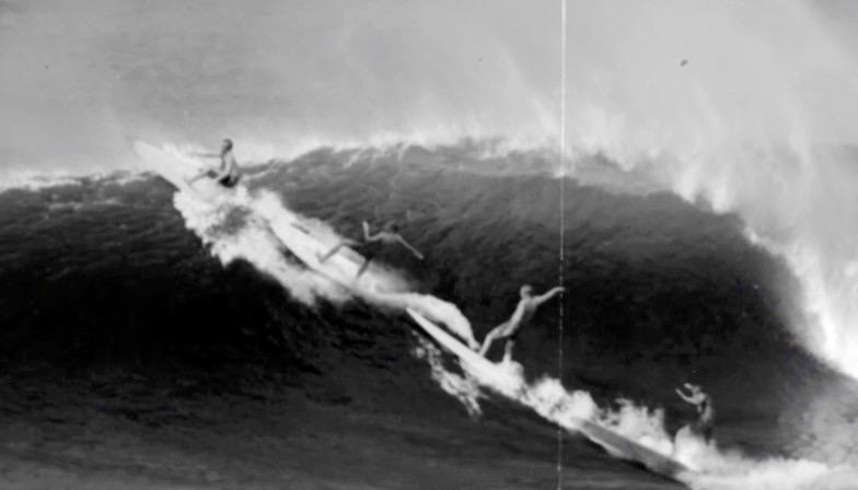 サーフィン映画