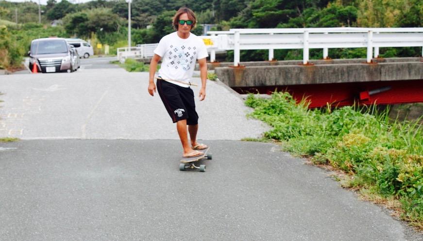 サーフィンスケードボードトレーニング_063江崎