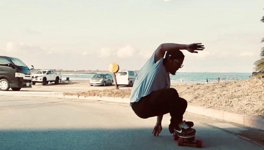 進化した電動サーフスケート『BmovePro』伊東大輝の監修で限定リリース