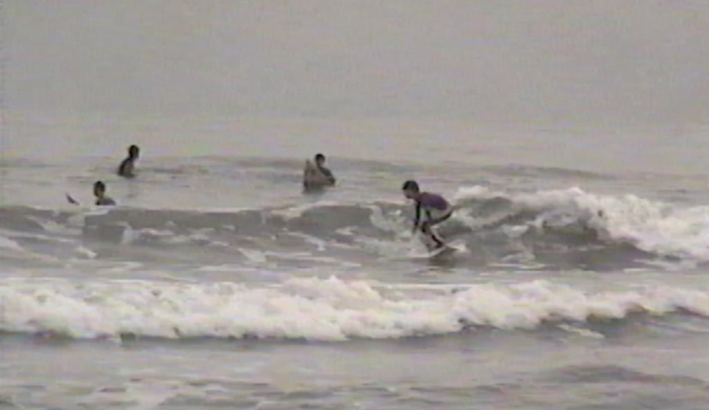 田中樹 サーフィン