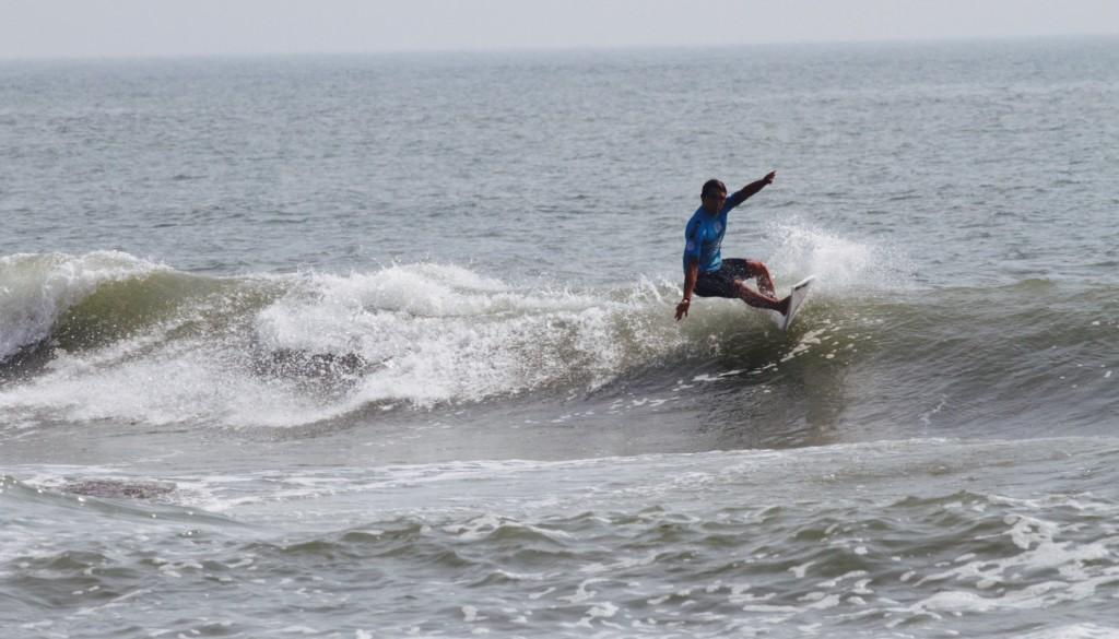 サーフィン カットバック2