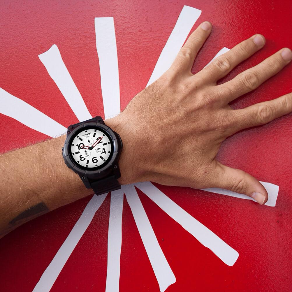 サーフウォッチNIXONニクソン時計7
