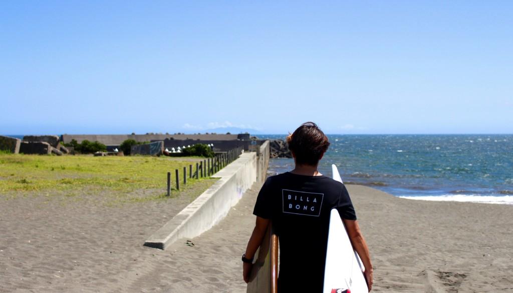浜瀬 海(はませかい) サーフィン