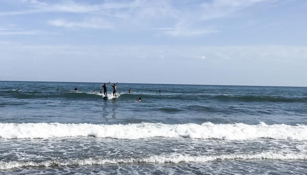 鳥人サーフィン祭