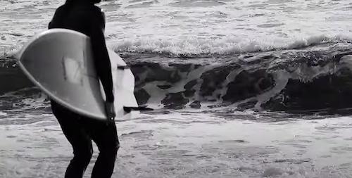 パフォーマンスツインフィッシュ『DRIFTER = 放浪者』小林直海のスタイリッシュなサーフィン映像