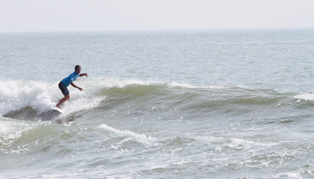 サーフィン ターン5