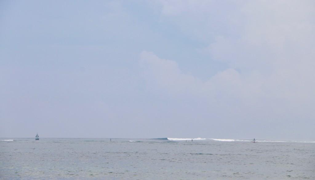 サーフィン バリ