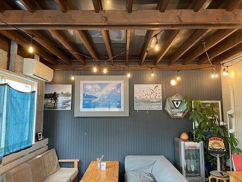 VISSLAが千葉県一宮町のPARASOL CLUB HOUSE や Big Mama`s Café とコラボ。ポップアップストアをオープン!