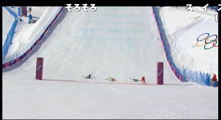 スキー オリンピック3