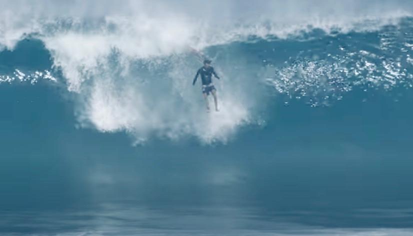 ハワイ パイプライン大炸裂!大原洋人、稲葉玲王、スーパーセッションサーフィン映像