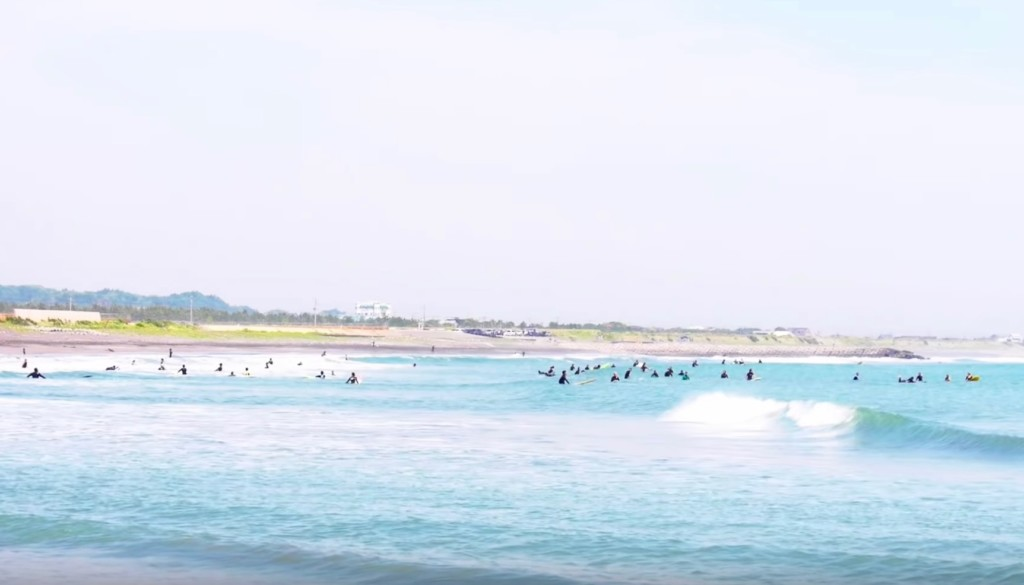 JASO全日本障がい者サーフィン選手権