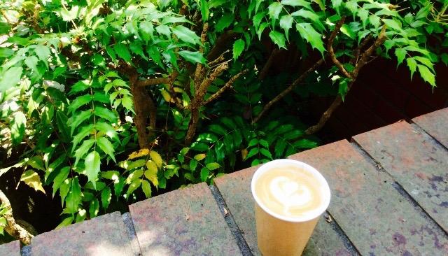 コーヒー サーフィン