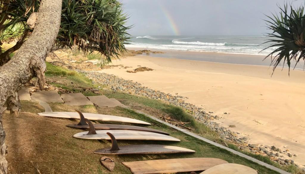 オーストラリア サーフボードシェイパー