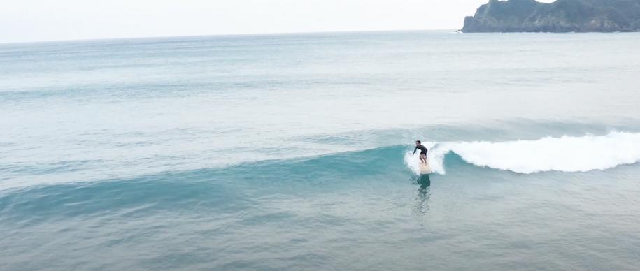 動画 A line in the sand : 奄美のジュラシックビーチ、嘉徳ビーチを守るために。