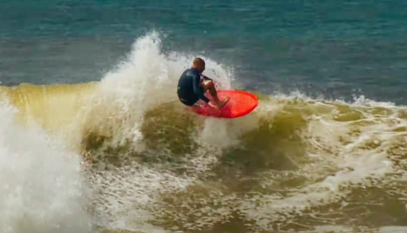 自然環境に配慮したVISSLAサスティナビリティープロジェクトの1つであるウェットスーツのPV映像