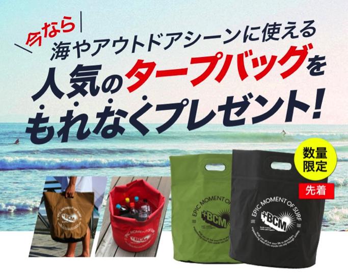 サーフィン タープバッグ