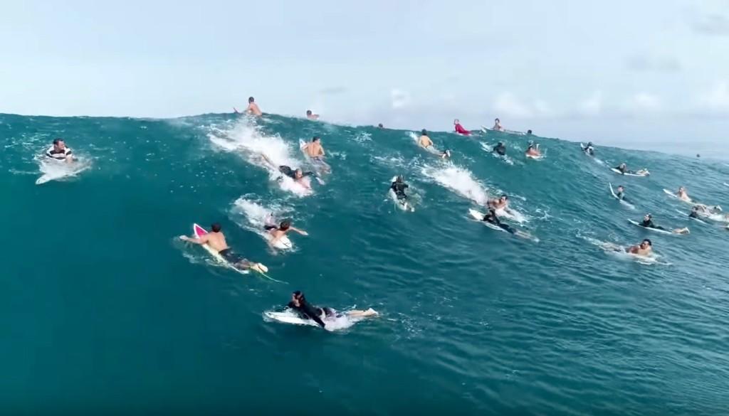 ハワイ ノースショア サーフィン
