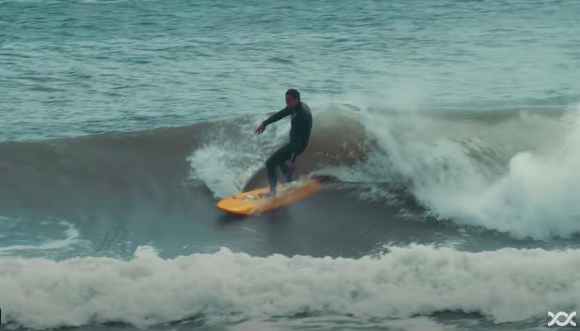 レングス サーフィン ミッド