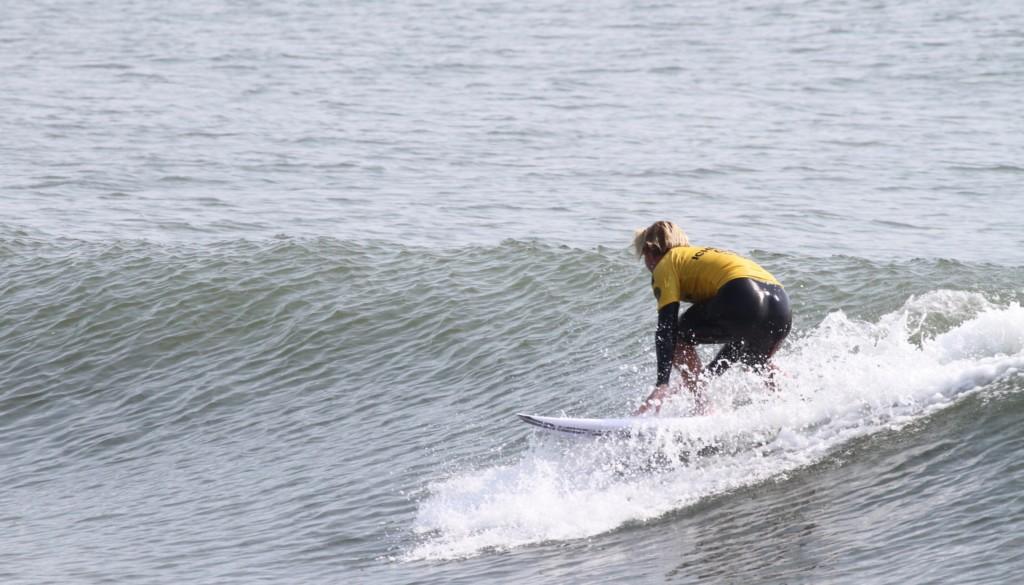 サーフィンテイクオフ方法5