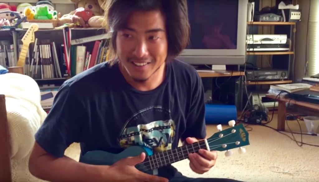 大橋海人 ギター