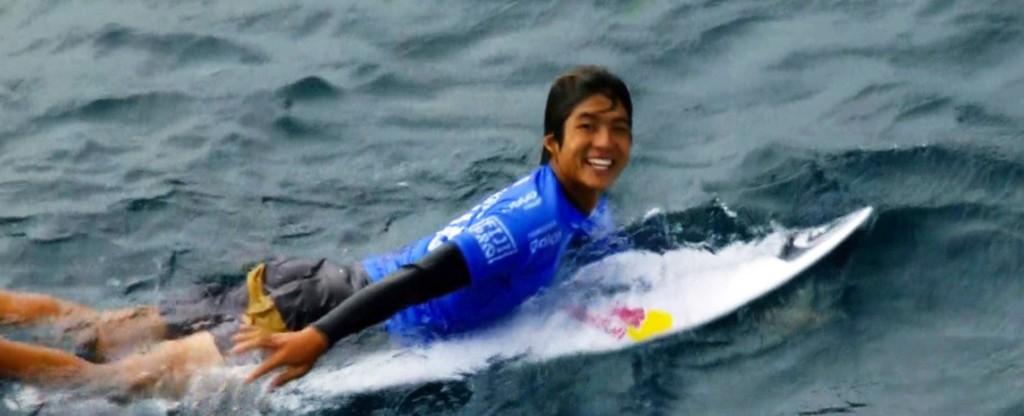 カノア五十嵐 サーフィン