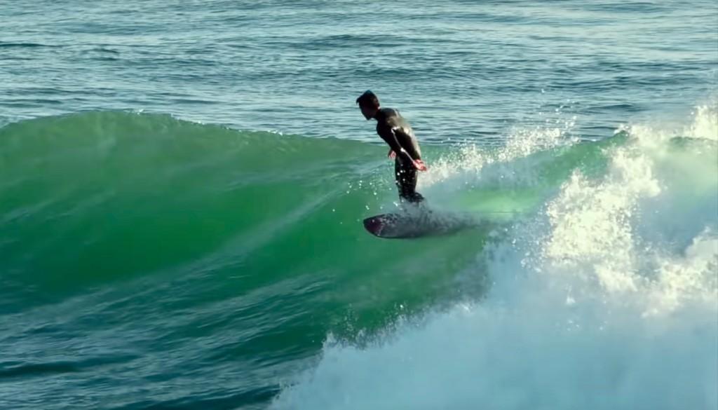 モロッコサーフィン