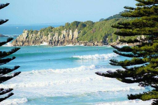 ニュージーランド サーフィン 2