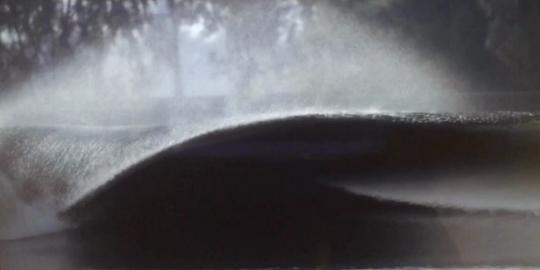 ケリー・スレーターのウェーブプールレフト版