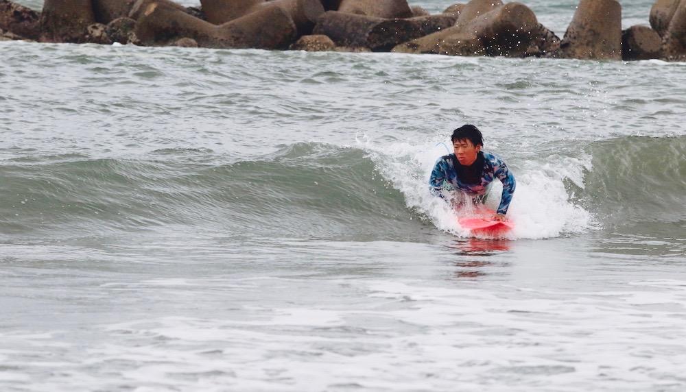 サーフィンのコツ