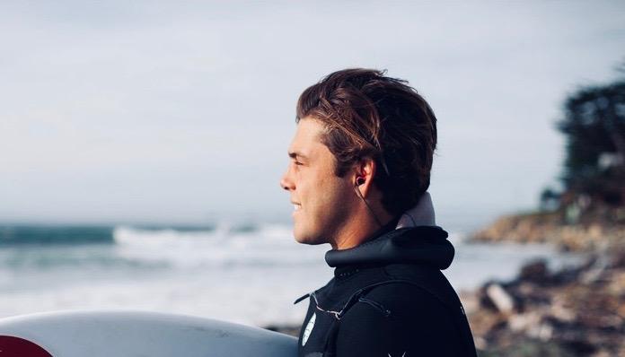 「サーファーズイヤーを防止する為に。」SurfEarsアンバサダー『コナー・コフィン』