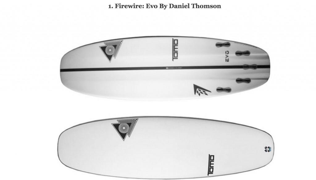 Firewire Daniel Thomson