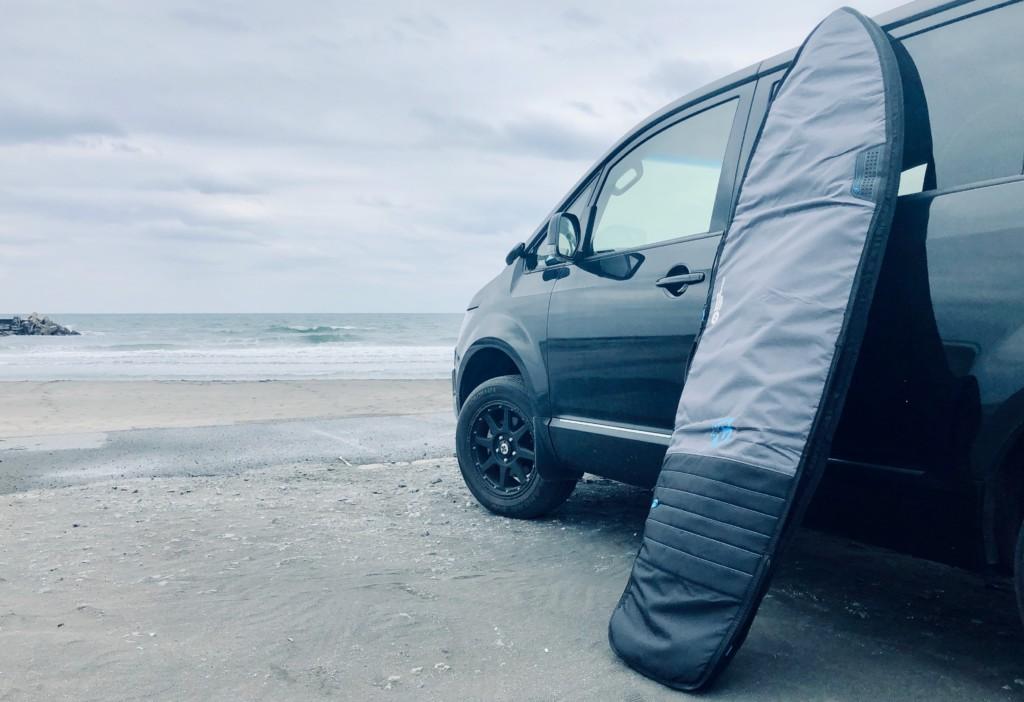 サーフィンのハードケース