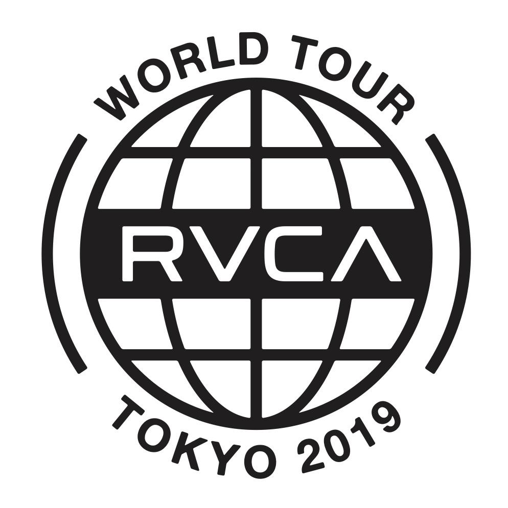 RVCA WORLD TOUR TOKYO