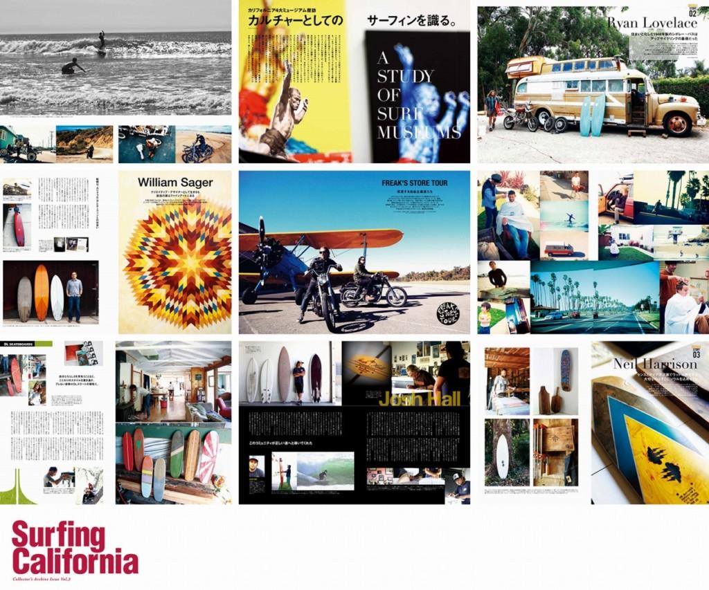 2020 年 3 月 30 日発売 Blue.スペシャルエディション 『Surfing California3』新刊案内