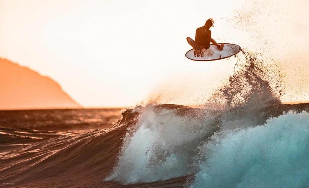 サーフィン ビラボン