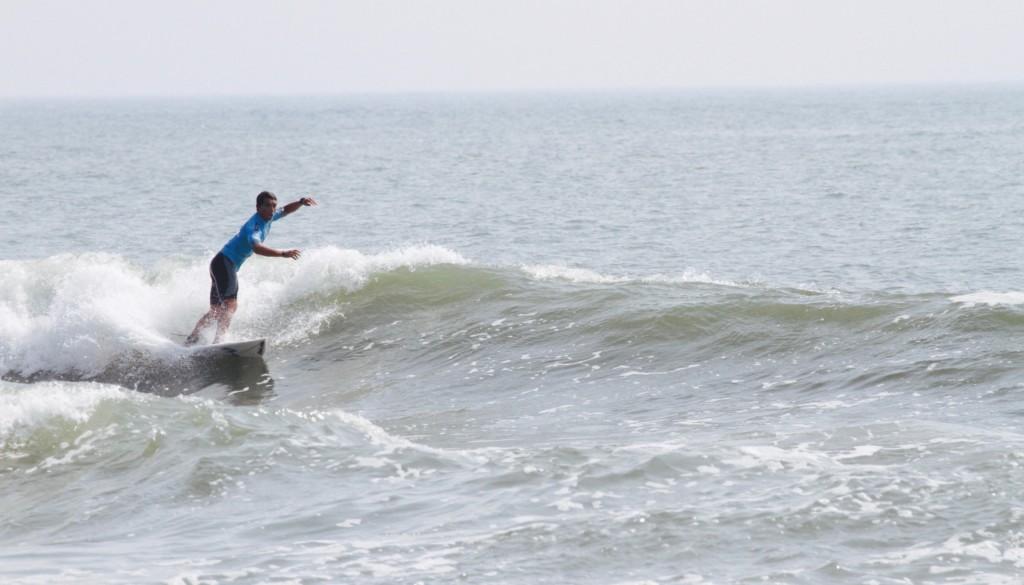 サーフィン ターン6